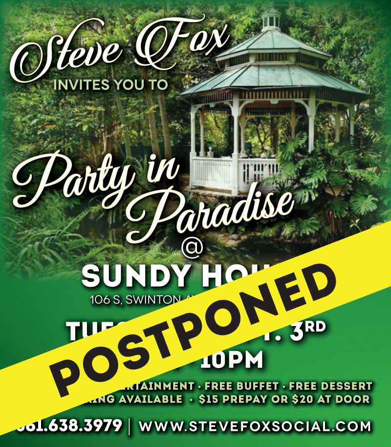 Steve Fox's White Party